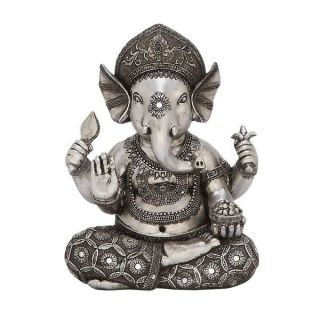 Gorgeous Ps Silver Ganesh   18737569 Great