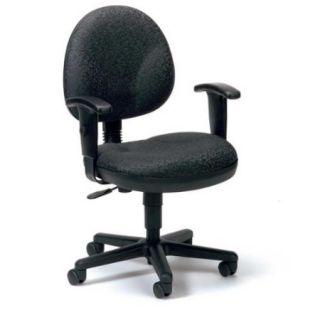 Cheetah High Back Task Swivel Chair (359 Navy Fabric)