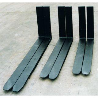 Atlas Forklift Forks — 5,000-Lbs., 36in., Model# 36-5000  Replacement Forks