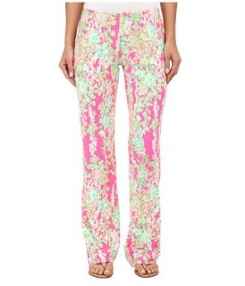 Lilly Pulitzer Georgia May Palazzo Pants Flamingo Pink Southern Charm, Pink