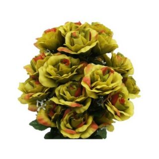 Ya Ya 96 GIANT Silk Open Rose