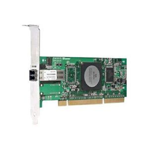 QLogic QLE2460   Host bus adapter   PCIe   4Gb Fibre Channel   for PowerEdge R620, R720, R720xd
