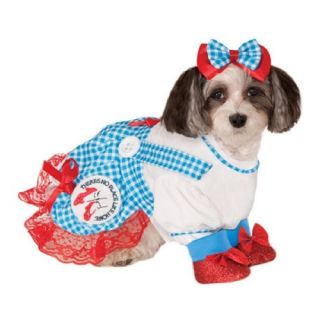 Rubies Costumes Wizard of Oz Dorothy Pet Costume