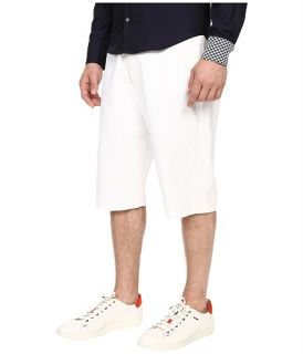 Mohsin Oversized Marc Shorts White