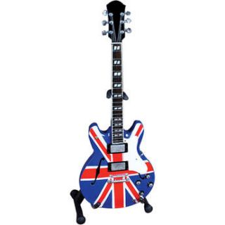 AXE HEAVEN Noel Gallagher Union Jack Supernova Miniature NG 311