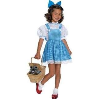 Rubie's Costumes Deluxe Dorothy Child Costume R882094_L