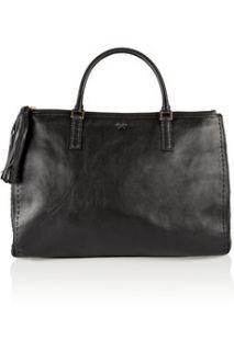 Pimlico leather shoulder bag  Anya Hindmarch