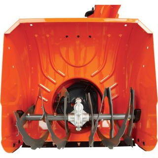 Husqvarna 27in. Electric-Start Dual-Stage Snow Blower — 254cc Engine  2 Stage Snow Blowers