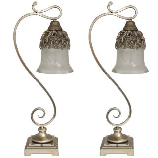 Casa Cortes Newport Collection Pendant Table Lamp (Set of 2