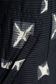 Printed silk blend jumpsuit  10 Crosby by Derek Lam