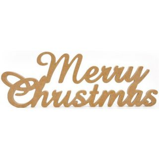Kaiser Craft Beyond the Page Merry Christmas Press Board   13064176