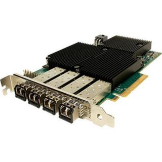 ATTO Technology Celerity FC 164E Quad Channel 16Gbps Host Bus Adapter with SFPs CTFC 164E 000