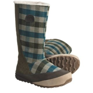 Sorel MacKenzie Slip Holiday Snow Boots (For Women) 3698U