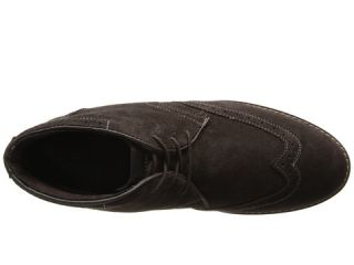 Nunn Bush Dodge Wing Tip Chukka Boot Brown Smooth, Brown