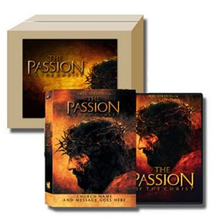 The Passion of the Christ   Church Bulk VHS 50 pk.