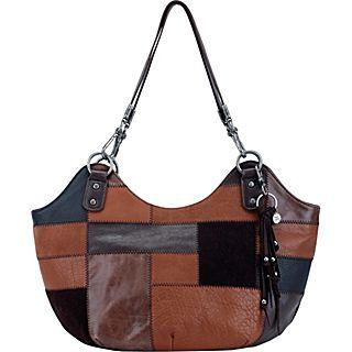 The Sak Indio Leather Satchel