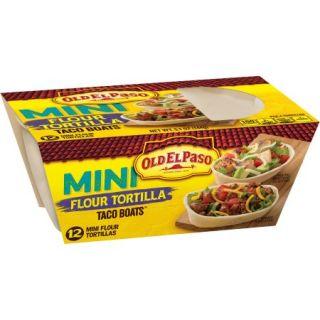 Old El Paso® Mini Soft Stand 'n Stuff® Flour Tortilla Taco Boats 12 ct Pack