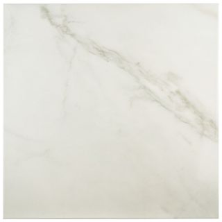SomerTile 17.75x17.75 inch Maya Nero Ceramic Floor and Wall Tile (Case