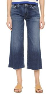 Hudson Sammi Wide Leg Crop Jeans SAVE UP TO 30% Use Code: MAINEVENT16