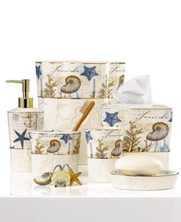 Avanti Antigua Bath Accessories Collection   Bathroom Accessories