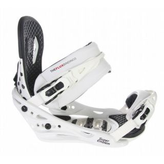 Flux Super Emblem Snowboard Bindings