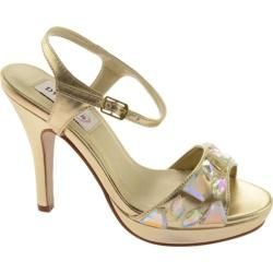 Womens Dyeables Kelly Gold Metallic   16422515