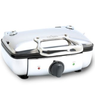 All Clad Electrics 2 Slice Belgian Waffle Maker