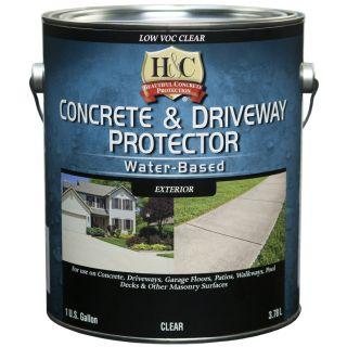 H&C Gl H&C Con Drwy Protector Clr (Actual Net Contents: 128 fl oz)