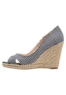 Dorothy Perkins CALLIE   Peep toes   dark blue