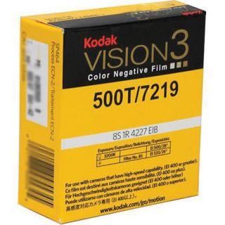 Kodak VISION3 500T/7219 Color Negative Motion Picture Film 1876580