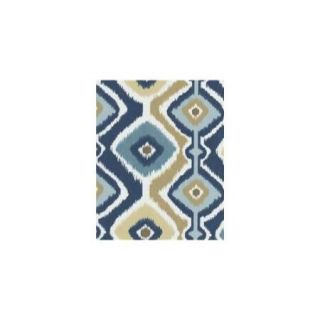Orien IKMCHI3 Ikat Mesa 100 Percent Polyester Fabric, 54 inch x 3 Yards