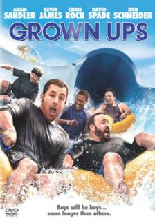 Grown Ups (DVD)   Shopping Sony Home