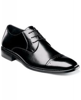 Stacy Adams Huntley Cap Toe Oxfords   Shoes   Men