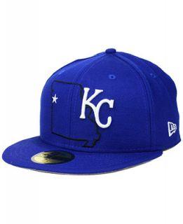 New Era Kansas City Royals States 59FIFTY Cap   Sports Fan Shop By