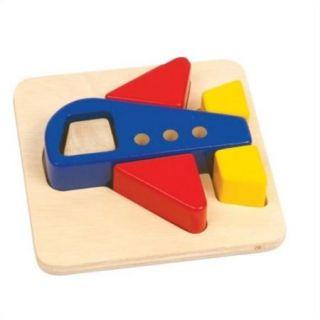 Guidecraft Primary Puzzle: Airplane