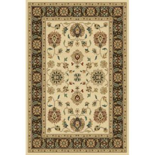 Central Oriental Paige Ivory Thayer Area Rug