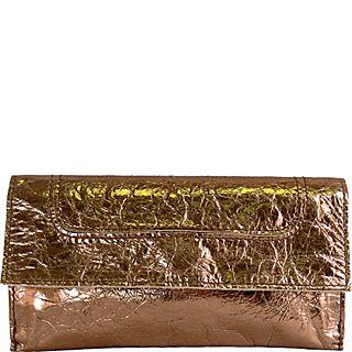 Latico Leathers Tina Foil Wallet/Wristlet
