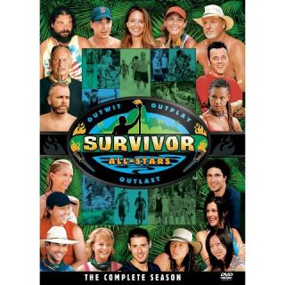 Survivor All Stars   The Complete Season [7 Discs]