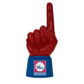 Bretthand PHI JA NBA 300 Philadelphia 76ers Number One Hand