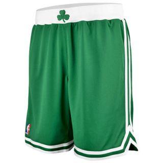 Boston Celtics adidas Authentic On Court Shorts   Kelly Green