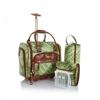 Samantha Brown Basket Weave Underseater with Accessories   7860608