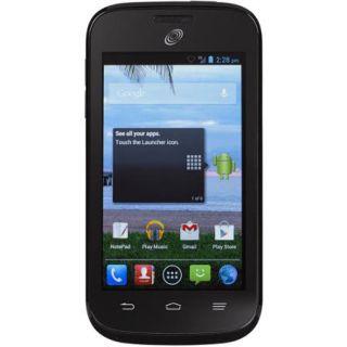 Straight Talk ZTE Savvy Z750C Prepaid Smartphone
