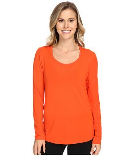 Lucy L/S Workout Tee Vermillion