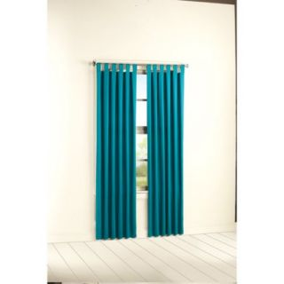 Mainstays Chino Panel   Set of Two, Teal