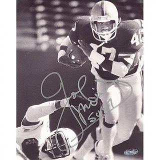 "Steiner Sports Joe Morris 1979 Home Rushing Hand Autographed 8"" x 10""   6190542"
