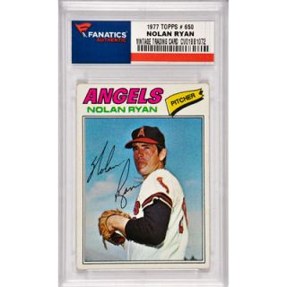 Nolan Ryan Los Angeles Angels 1977 Topps #650 Card