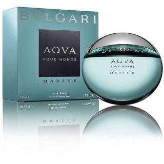 Bvlgari Mens Aqua Pour Homme Marine 1.7 ounce Eau de Toilette Spray