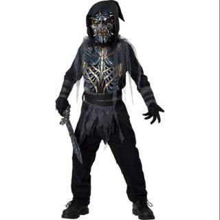Boys Death Warrior Halloween Costume