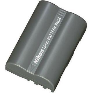 Nikon Rechargeable Li Ion Battery, EN EL3E   D80, D200, D300