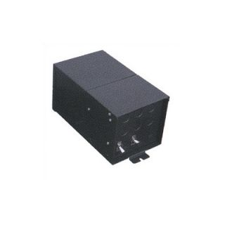 LBL Lighting 600W Remote Magnetic Transformer for 2 Circuit Monorail